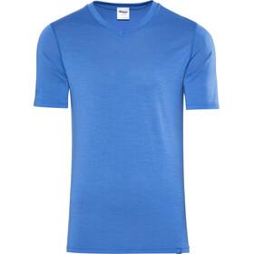 Bergans Bloom Wool Kortærmet T-shirt Herrer blå